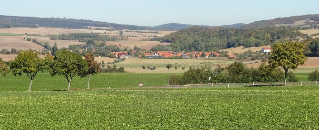 Entwicklung ländlicher Räume